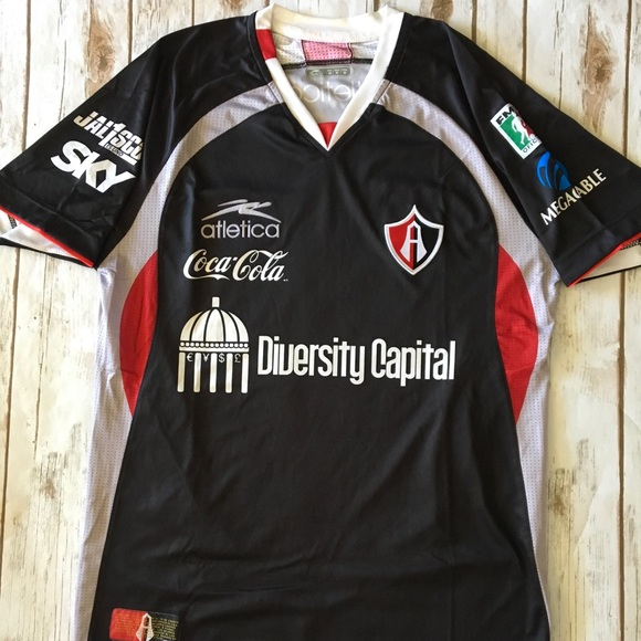 82f18950a27 atletica Shirts   Atlas Soccer Jersey   Poshmark
